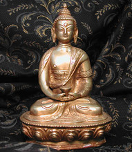 Bronze Buddha, Chinese Style