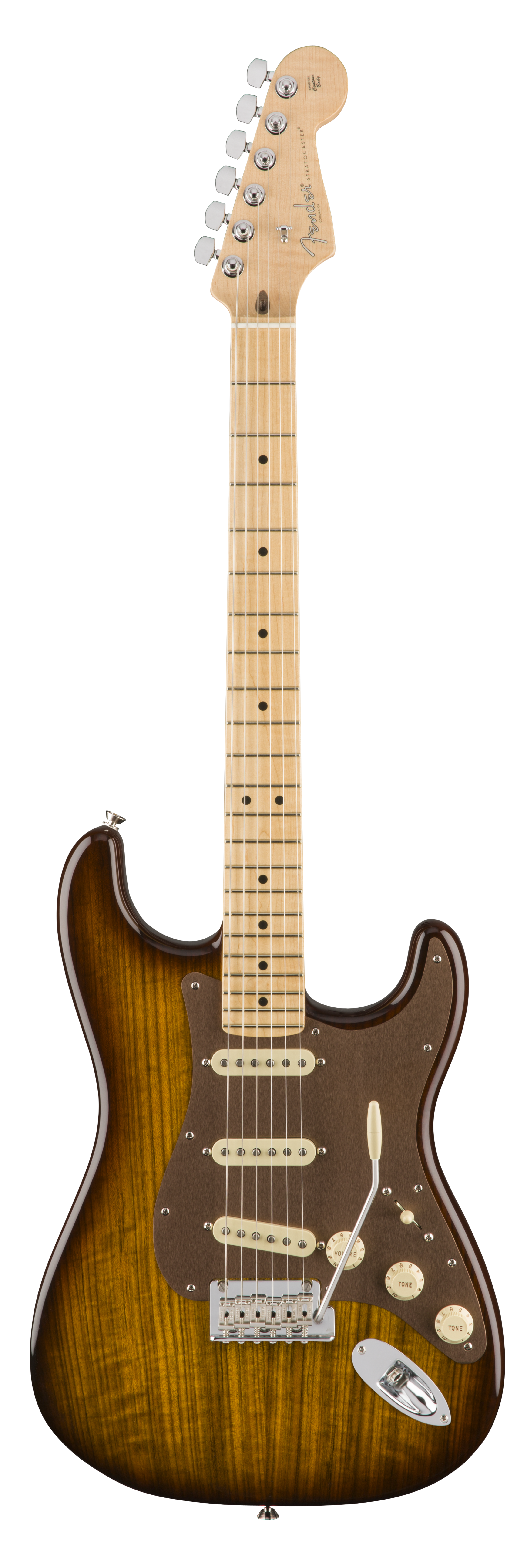 Fender Exotic Collection 2017