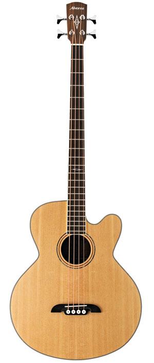Alvarez AP60CE Acoustic Bass