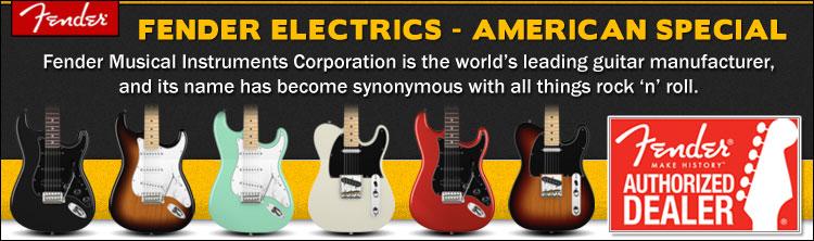 Fender American Special Series