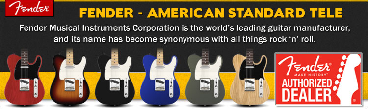 American Standard Telecasters