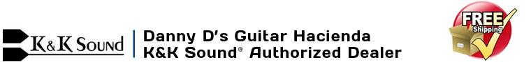 K&K Sound Authorized Dealer