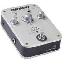 Fishman Aura 12 String Acoustic Guitar Imaging Pedal