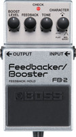 Boss FB-2 Feedbacker Booster Pedal