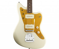 Fender Squier J Mascis Jazzmaster Electric Guitar - Vintage White