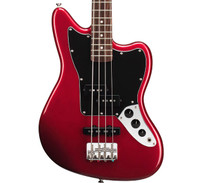 Fender Squier Vintage Modified Jaguar Bass Special SS - Candy Apple