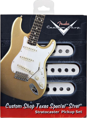 Fender Custom Shop Texas Special Stratocaster Pickups 0992111000