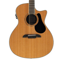 Alvarez AG75CE Grand Auditorium Acoustic-Electric Guitar