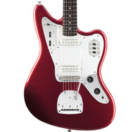 Fender Squier Vintage Modified Jaguar - Candy Apple Red