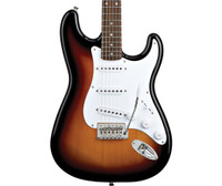 Fender Squier Bullet Stratocaster w/ Tremolo - Brown Sunburst