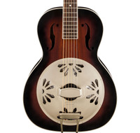 Gretsch G9240 Alligator Biscuit Roundneck Resonator Guitar - 2 Color Sunburst