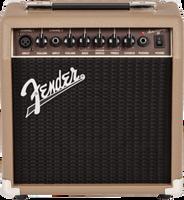"Fender Acoustasonic 15 1x6"" 15 Watt Acoustic Combo Guitar Amp"