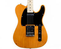 Fender Squier Affinity Telecaster, Maple Fingerboard, Butterscotch Blonde