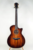 Taylor K24ce Koa Acoustic Guitar w/ Deluxe Case - Shaded Edgeburst