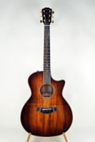 Taylor K24ce Koa Acoustic Guitar w/ Deluxe Case - Shaded Edgeburst