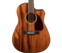 Fender CD-140SCE, All Mahogany Acoustic Guitar