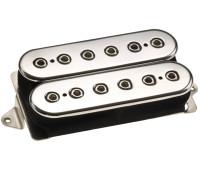 DiMarzio Mo' Joe DP216CC Guitar Pickups - Chrome Top Silver
