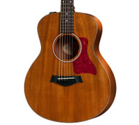 Taylor GS Mini-e Mahogany Acoustic/Electric Guitar w/ Gigbag
