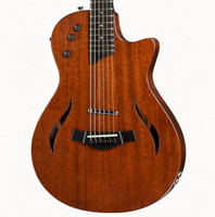 Taylor T5z Classic Electric/Acoustic Guitar w/ Gig Bag, Mahogany