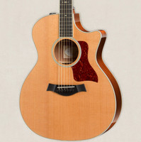 Taylor 514ce Red Cedar/Mahogany Acoustic/Electric Guitar w/ Case