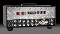 Mesa Boogie Mini Rectifier Twenty-Five Guitar Amp Head - Diamond Plate