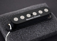 Seymour Duncan SSL-4 Quarter-Pound Pickup for Strat, Black