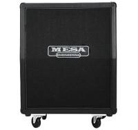MESA/Boogie 2x12 Rectifier Vertical Slant Guitar Cab, Black Grill