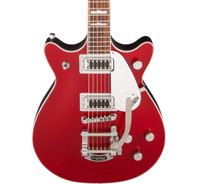 Gretsch Double Jet Electric Guitar with Bigsby, Firebird Red