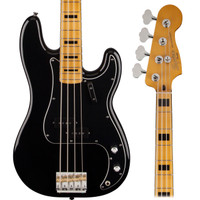 Fender's Squier Classic Vibe P-Bass '70s - Black