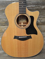Taylor 314ce Grand Auditorium Acoustic-Electric  w/ Deluxe Case