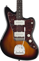 Fender Squier Vintage Modified Jazzmaster, 3-Color Sunburst, Rosewood Fingerboard
