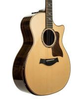 Taylor 814CE V-Class Grand Auditorium Acoustic-Electric Guitar w/ Case