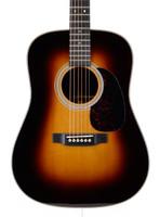 Martin HD-28 Sunburst - Rosewood Back & Sides, Case