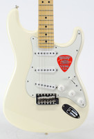 Fender American Special Stratocaster - Olympic White, Maple Fingerboard