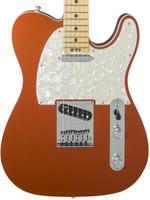 Fender American Elite Telecaster - Autumn Blaze Metallic with Case