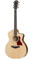 Taylor 214ce-K Deluxe Acoustic Guitar - W/Case
