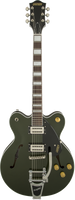 Gretsch G2622T Streamliner Center Block with Bigsby - Broad'Tron Pickups, Torino Green