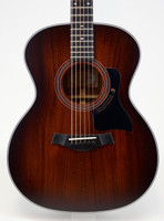 Taylor 324 SEB Acoustic Guitar - Shaded Edge Burst with Case
