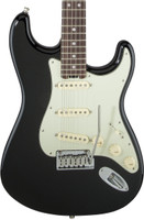 American Elite Stratocaster - Mystic Black with Case
