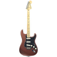 Fender Deluxe Roadhouse Strat - Classic Copper w/bag
