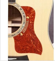 "Taylor Guitar Parts - Tort Pickguard. (PG, RH, GC, 5.5"" Cir.)"