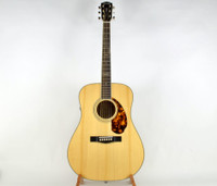 Fender PM-1 Limited Dreadnought  Acoustic Guitar - Natural, Case