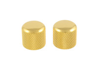 MK-3300-002 Gold Dome Knobs