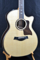 Taylor 814ce Deluxe ultra-premium class.  radius armrest, Adirondack spruce bracing, and chrome Gotoh tuners