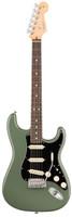 Fender American Pro Stratocaster®, Rosewood Fingerboard, Antique  Olive