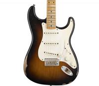 Fender Road Worn '50s Stratocaster - 2 Tone Sunburst
