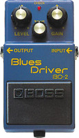Boss BD-2 Blues Driver Overdrive and Distortion Pedal