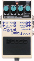 Boss Audio DD-7 Roland Digital Delay w/ Tap Tempo