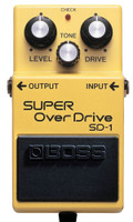 Boss SD1 Super Overdrive Pedal Boss SD1