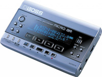 Boss Micro BR Digital Recorder with SD Card - Price Drop!